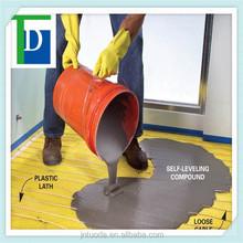 TD-DM superfine cement self leveling floor coating self flowing cement extra rapid hardening