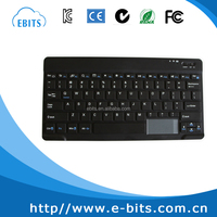 new design Ultra slim mini wireless bluetooth keyboard, universal bluetooth keyboard for tablet pc TVBOX