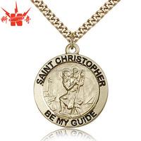 Souvenir Cheap Custom Metal Saint Medal