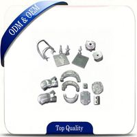 aluminum die casting parts for motorcycle body with the most stringent quality inspection
