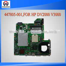 Heavy Discount ,High Quality DV2000 V3000 Laptop Motherboard For Hp AMD Integrated Mainboard 447805-001
