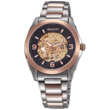 WEIQIN 2015 Trend design visible movement automatic watch men