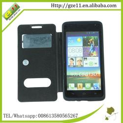 Supply all kinds of silicon case,pu leather+pc color changing cell phone case