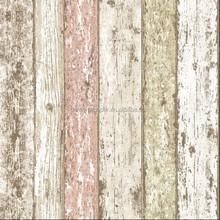 Detai 3d wallpaper for home decoration, wood design wallpaper 3d