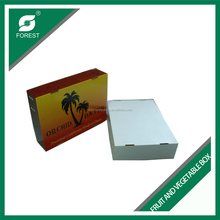 FACTORY MADE RECYCLE PACKAGING CORRUGATED CARTON BOX