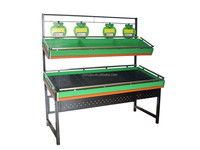 High Quality Stainless Steel Fruit and Vegetable Display Table