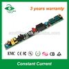 3 years warranty made in China UL tube driver 20w t8 led tube isolated driver