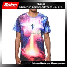 Custom fancy design t-shirt&sublimation t shirts design&sublimation custom made t-shirts