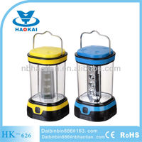 High Power 12LED emergency outdoor camping light electric camping lantern
