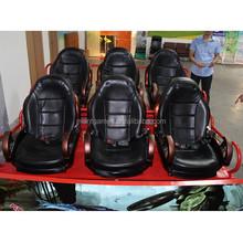electric platform 9D cinema equipment/6dof motion Hydraulic 9D theater chair for 9D simulator