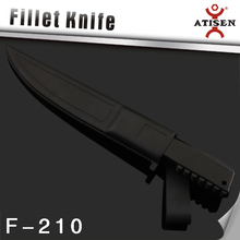 6.5'' 420ss PP Handle Fish Fillet Knife with PP Sheath