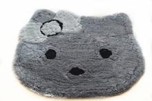hello kitty grey lovely Natural Rubber kids Floor Mat,Door Mat,Carpet