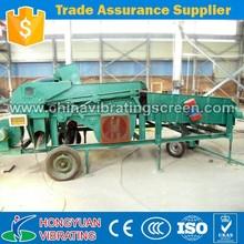 new made rice and wheat huller machine from Hongyuan Machine