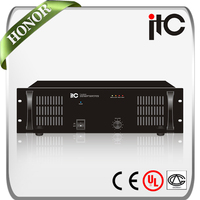 ITC T-6350 Series Balanced Line Input 500W Power Amplifier