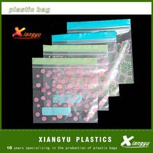 Color printing plastic shopping bag ziplock bag