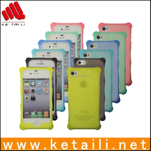 Cheap bulk silicone phone case for iphone 6/iphone 6 plus
