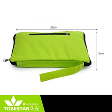 Customized durable fabric handbag life easy shopping trolley bag