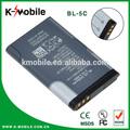 Alta calidad bajo precio gb t 18287 batería para Nokia