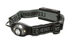 Portable rotate switch Cree Xp-e 3W led headlight