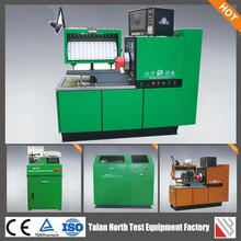 Diagnostic machine for cars diesel fuel injection pump test bench