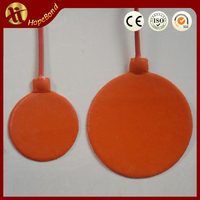 Small Round Silicon Electric Heating Pad