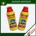 Herbicida de precios para la fabricación de glifosato ipa sal 41% sl