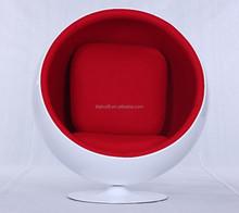 Home furniture &Livingroom Furniture Ball chair with Fiberglass