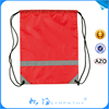 plastic drawstring bag/custom nylon drawstring bag/waterproof drawstring bag