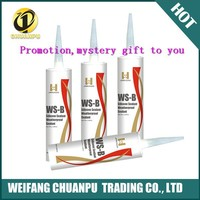 WS-B -1108 weatherproof silicone sealant with high quality and good price for building material