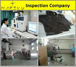 remotes tv quality inspection/Home appliance inspection service/ pre-shipment inspection for handbag in foshan