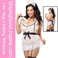 Wholesale Queen Mischievous sexy naughty philippines maid costume