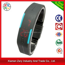R0775 promotional led watch digital watch red numbers