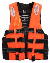2014 new fashion marine foam life jackets