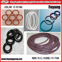Wholesale the practical colorful oring seal/rubber O-rings