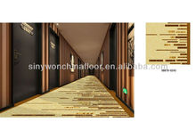SY0B879 Modern Design Commercial 100% Nylon Hotel Corridor/Room Carpet