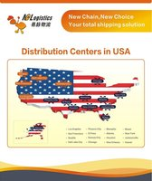 China To Long Beach USA Shipping Container Service