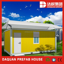 Promotion! DAQUAN Modular prefab home kit price,low cost 2014 modular prefab container house for sale
