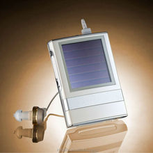 Analogue Control Pocket & Solar Rechargeable Hearing Aids