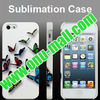 Beautiful Sublimation Plastic Case for iPhone 5S/5C/5
