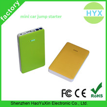 12v 6600mah emergency car portable battery jump starter Battery Charge Products Multi-function mini jump starter