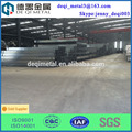 galvanizado retangular tubos de ferro para estrutural