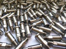 Titanium Alloy Sprocket Drive pins Natural Color