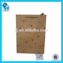 la marca de lujo bolsa de papel