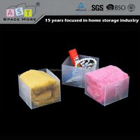 Good quality wholesale stackable plastic shoe box