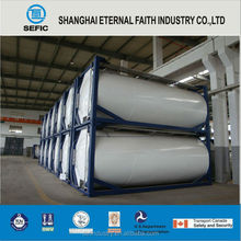 2015 lox lin lar lco2 lng lc2h4 t75 tankcontainer 20ft tankcontainer