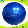 customized logo fitness 85cm yoga gym ball with pump