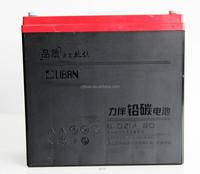 electric bike battery LIBAN lead carbon battery 6-DZM-20