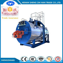 Trade Assurance security automatic gas(oil) furnace steam power generation