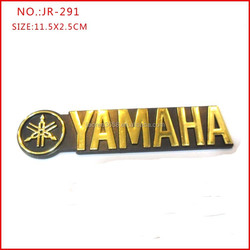 ABS car sticker,ABS auto label,motorcycle label