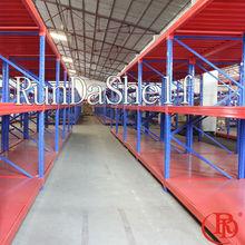 rack expanded metal shelf factory storage shelves